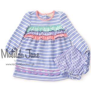 Matilda Jane Under Blue Skies Dress